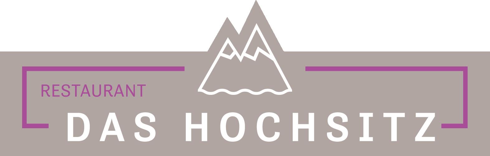 Hochsitz Pillersee Logo